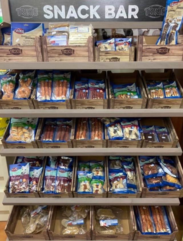 trixie snack bar farzovet pet shop crotone